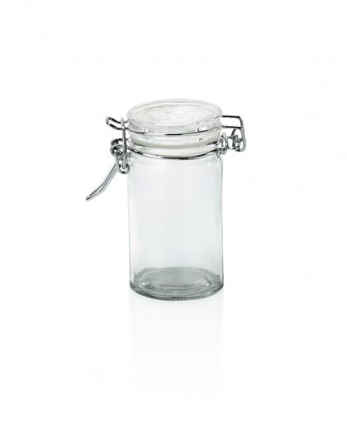 Petit-Bügelverschlussglas