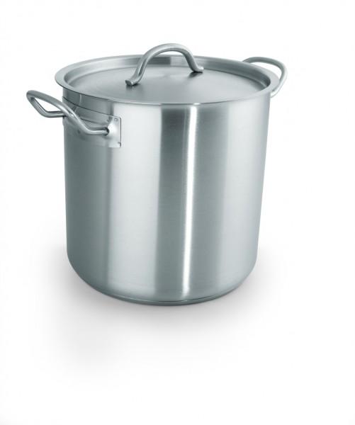 Suppentopf mit Deckel 13 l